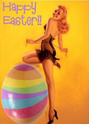 easterpinup