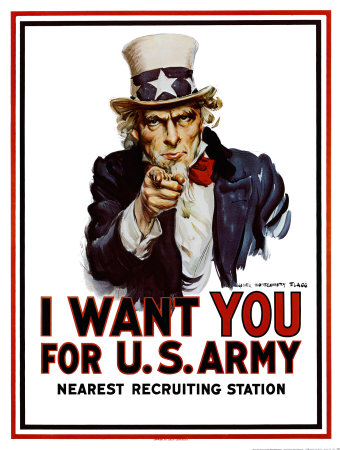 101 Division aerotransportada, 506º regimiento. 7233i-want-you-for-the-u-s-army-c-1917-posters1