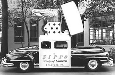 zippo-car